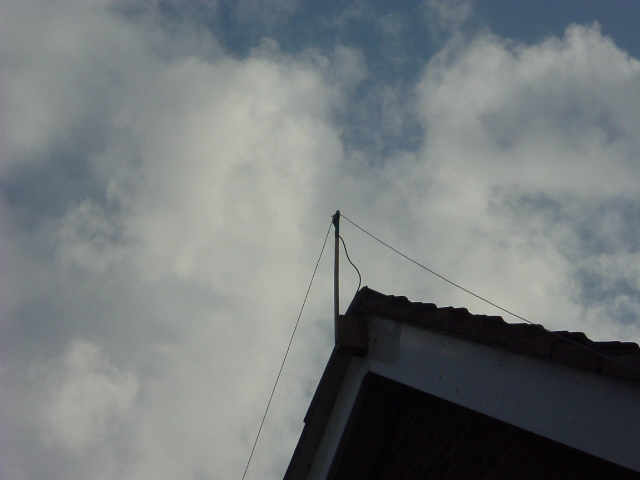 Limited Space Hf Antenna For 160 80 And 40 Meters By 2e0bax