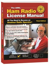 ARRL LICENSE MANUAL 3RD EDITION