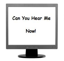 Ham Radio Chat Room! Can you hear me now!