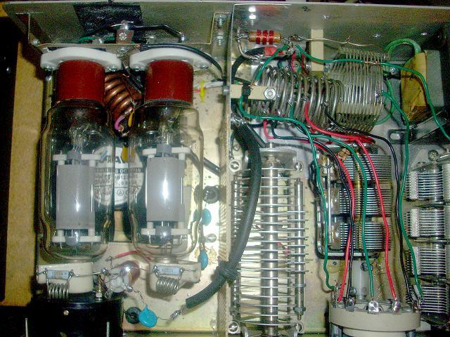 KB3TTP 800+ WATT LINEAR AMPLIFIER AND POWER SUPPLY PROJECT