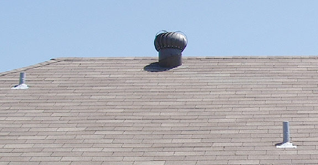 Roof Vent Antenna