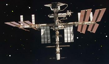 Live video from Space Station
